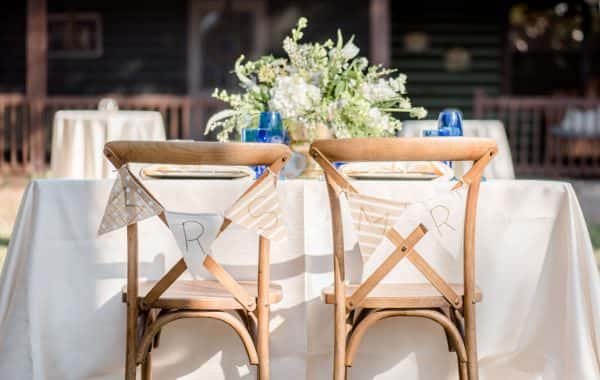 Country Chic Styled Shoot