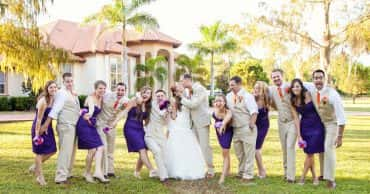 Wedding Party Do's and Don'ts