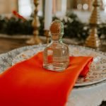 mini patron tequila bottle wedding favor