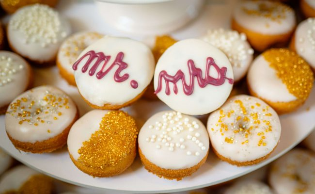 Mr. and Mrs. Donuts
